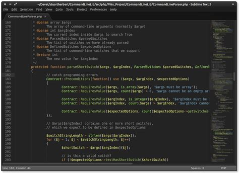 sublime color schemes stuartherbert sublime phix color scheme 183 github