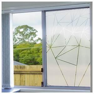 sticker occultant pour vitre et fenetre prismes With salle de bain design avec film décoratif pour fenêtre