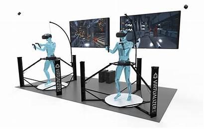 Entertainment Setup Virtual Reality Virtualizer Motion Vr