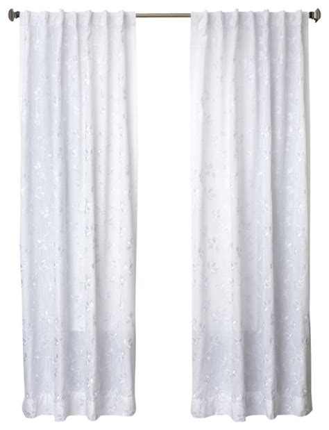 adoni back tab curtains white 96 quot curtains by