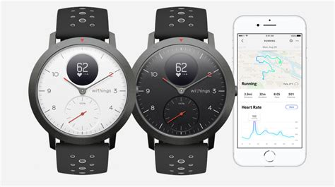 withings returns with the vo2 max packing steel hr sport hybrid