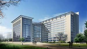 办公楼效果图源文件建筑设计 环境设计 源文件图库 昵图网nipic com