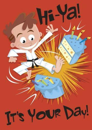 happy birthday boy karate google search birthday