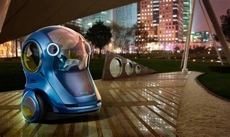 "ø New ""urban Mobility"" Concept From Gm Unveiled Cars10com"