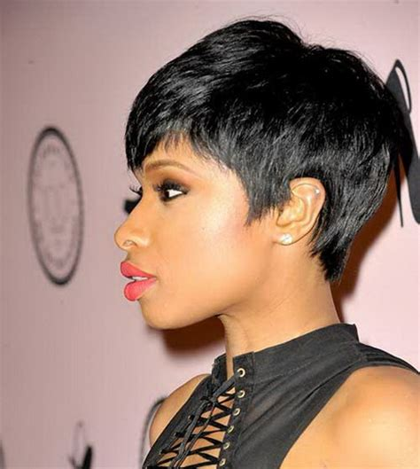 Black Pixie Hairstyles by Black Pixie Haircuts