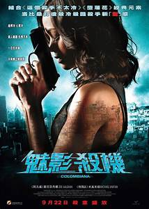 Movie Poster - Colombiana