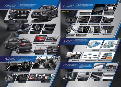Gambar Mobil Gambar Mobilsuzuki Sx4 S Cross by Brosur Spesifikasi Dan Harga Mobil Suzuki New Sx4 S Cross