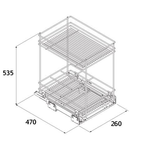 panier tournant pour meuble cuisine panier tournant pour meuble cuisine protection aluminium sousvier pour meuble l cm delinia with