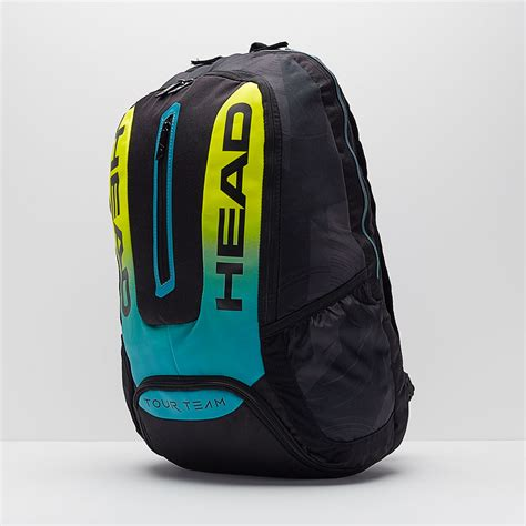 head extreme backpack blackyellow bags luggage