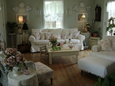 Chic Living Room Decorating Ideas And Design 7 Chic: Shabby Rustic French Farm Cottage Chic On Pinterest
