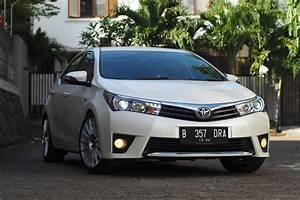 Indonesia  Toyota Corolla Altis 1 8 V 2015 On Oz