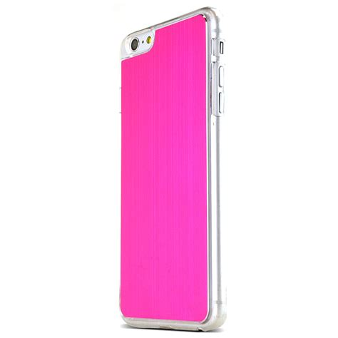 iphone 6 metal pink apple iphone 6 plus 5 5 inch pink back with aluminum