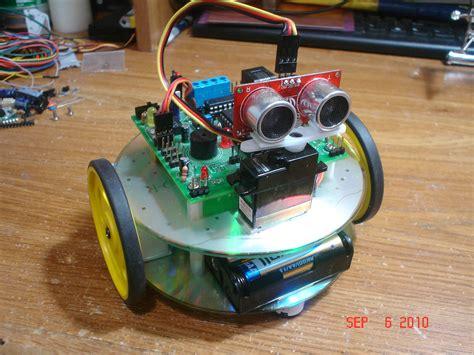 Bot4Julia, a Start Here CD robot, Arduino clone | Let's ...