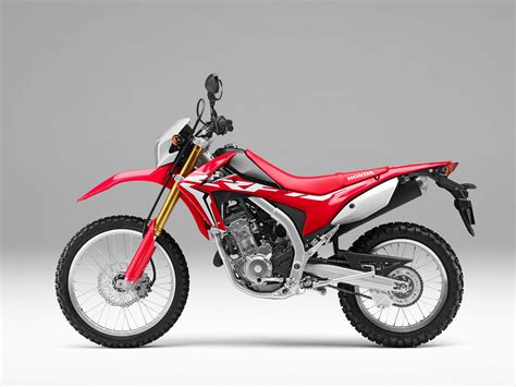 honda crf 2017 honda crf250l rally preview