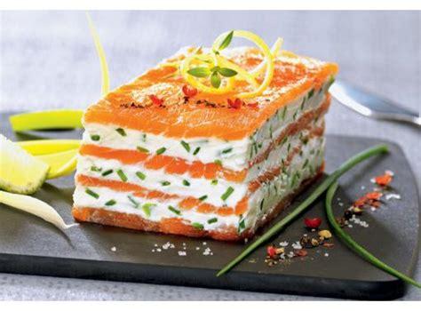 appareil cuisine thermomix nos idées recettes mille feuille de saumon fumé au