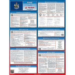 2016 Free Printable Federal Labor Law Poster