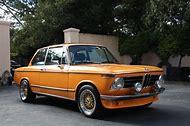 BMW 2002 Colorado Orange