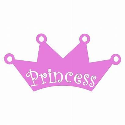 Clipart Crown Princess Clip Purple Clipartion
