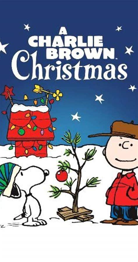 A Charlie Brown Christmas (tv Movie 1965) Imdb