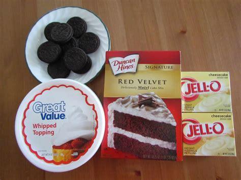 red velvet poke cake  country cook