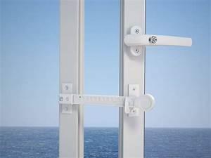 Sécurité Fenêtre Bébé Sans Percer : entreb illeur pour fen tre pvc blanc coller ou visser ~ Premium-room.com Idées de Décoration
