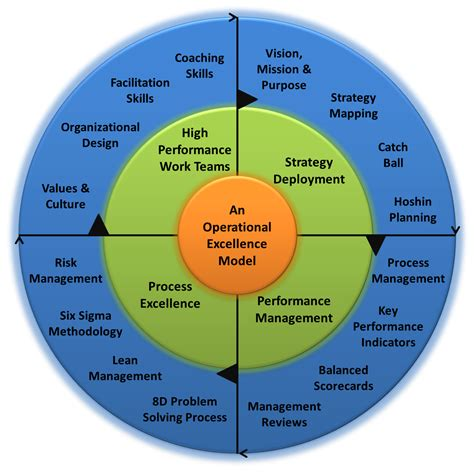 process excellence  operational excellence
