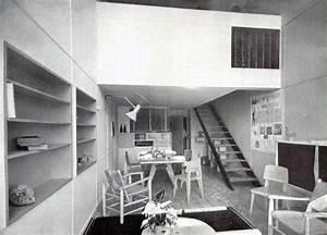 Le Corbusier Cité Radieuse Interieur : 1945 1952 le corbusier unit d habitation marseille france le corbusier archi design ~ Melissatoandfro.com Idées de Décoration