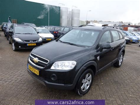 Chevrolet Captiva 24 #64003  Used, Available From Stock