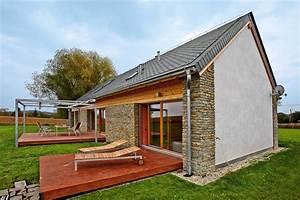 Moderní vesnický dům