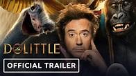Dolittle - Official Trailer (2020) Robert Downey Jr., Tom ...