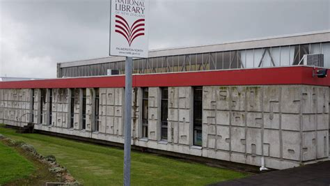 palmerston north city leaders call  national library