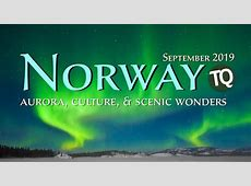 Norway Aurora, Culture and Scenic Wonders Astronomycom