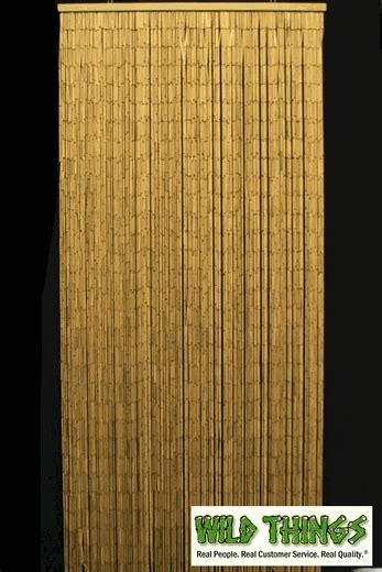 Beaded Curtains For Doorways Australia by Bamboo Beaded Curtains Plain 135 Strands