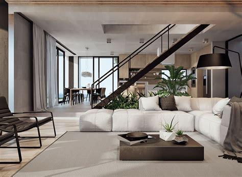 Modern House Interior Design by Modern Home Interior Design Arranged With Luxury Decor