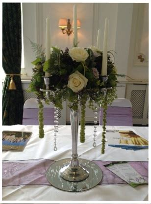 60 cm candelabra s including candles 163 17 50