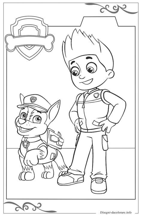 disegni da colorare paw patrol paw patrol disegni da colorare ragazze gratis