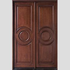 Wood Entry Doors From Doors For Builders, Inc  Solid
