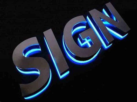 channel letter signs channel letter signs cover letter exles 16730
