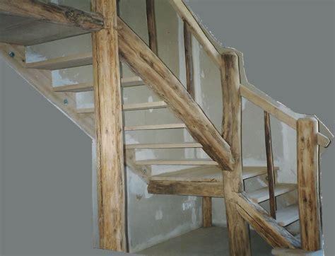 construction escaliers et mezzanines en bois