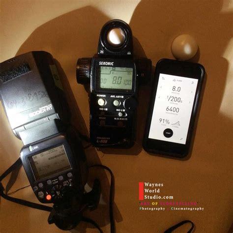 Lumu Light Meter by Lumu Power Vs Sekonic Light Meter Photography Filmmaking