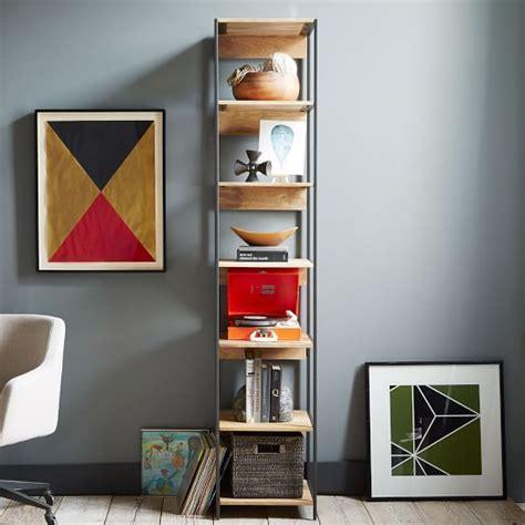 "Industrial Modular 17"" Bookshelf   west elm"