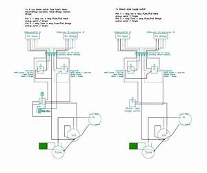 Dimarzio X2n Wiring Diagram