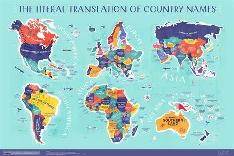 Carte Du Monde Avec Nom Des Pays Et Océans by La Carte Du Monde Des Vrais Noms Des Pays Minutenews