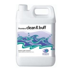 premiere cleaning products premiere products clean and buff floor maintainer polish