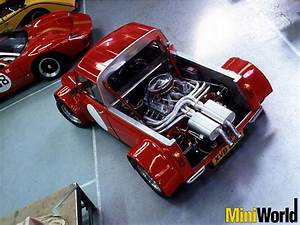 Mini V8 Motor : whatever happened to the mini pick up with the chevy v8 in ~ Jslefanu.com Haus und Dekorationen