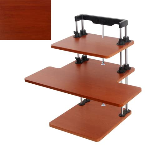 adjustable sit stand desk sit stand desk height adjustable table computer laptop