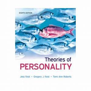 Test Bank For Theories Of Personality 8th Edition By Feist