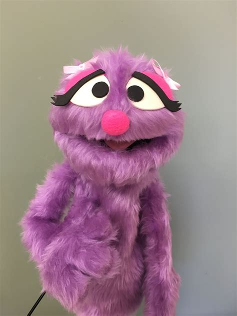 Monster Puppet Muppet Penelope monster by The Puppet ...