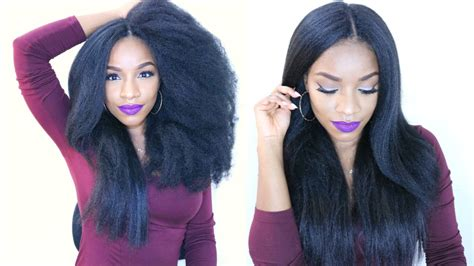 How To Do Natural-looking Crochet Braids⎮outre Cuevana