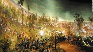 Civil War Painting  How Do You Move History
